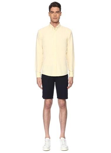 George Hogg Gömlek Sarı